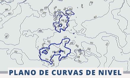 PLANO DE CURVAS